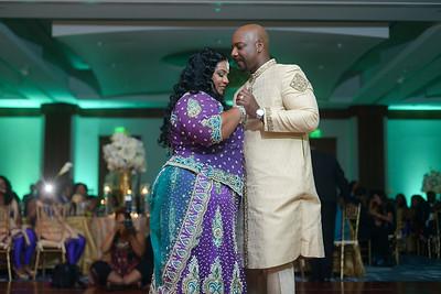 Marina & Dewann's Wedding Reception