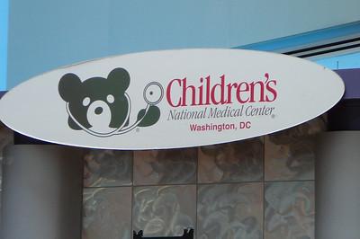 Faith at Children's Hospital, Sep 08