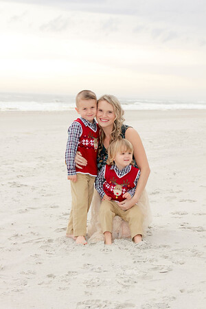 Albrechta Family Christmas Photos