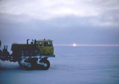 Working The North Slope - Kuparuk, 1974