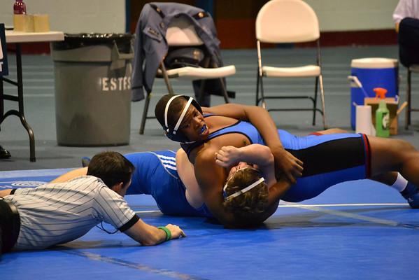 Middle School Wrestling vs. New Kent