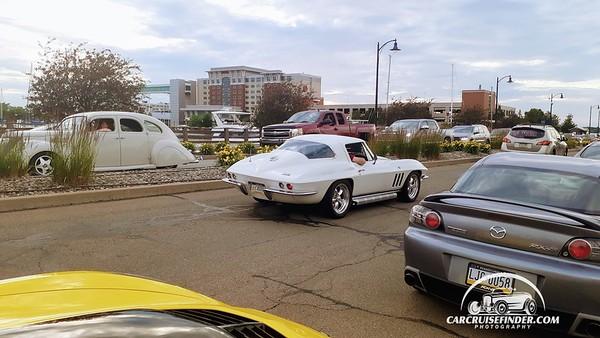 Cruising the Dock, Erie PA 6-26-2020