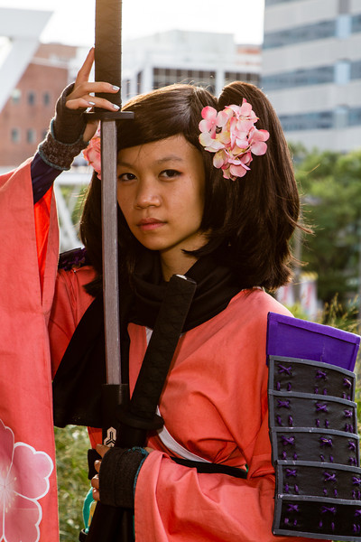 Otakon Samurai