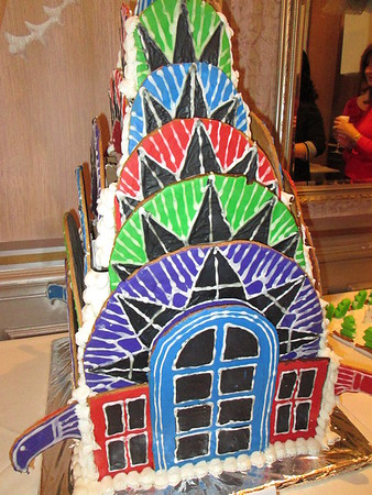 2014 WRBC Gingerbread Auction