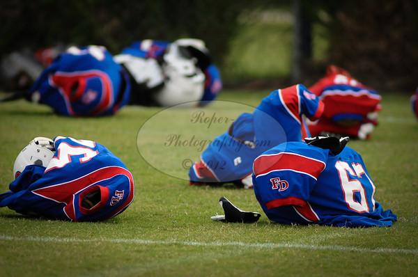 FDHS Spring football 2012