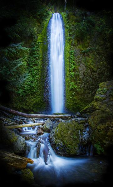 Upper Emerald Falls
