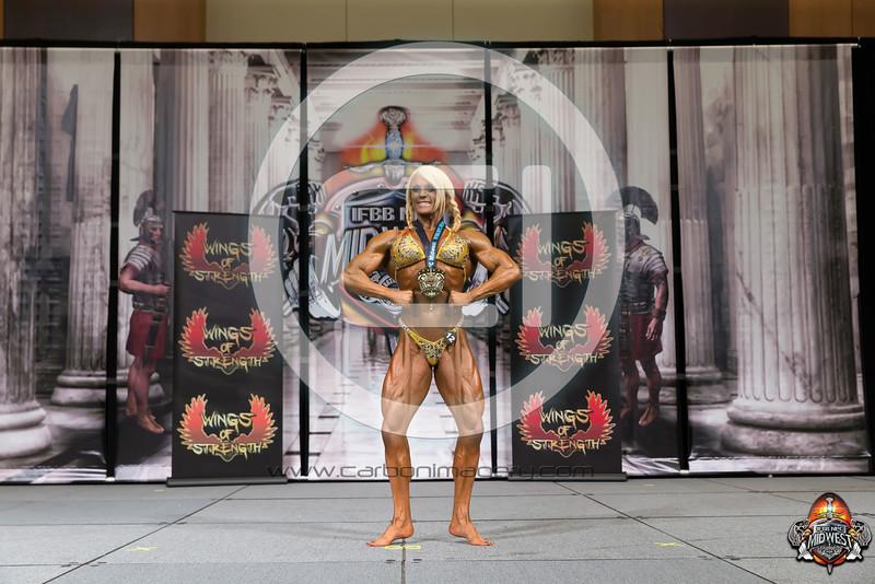 IFBB - Womens Bodybuilding - Finals