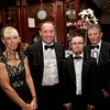 Friends of Children Dinner Dance. Tracey Ruanne,Mayor Micheal Ruanne,Stephen and Colin Mc Parland.R1340717