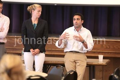 Trinity College - Alumni Panel Discussion - July 9, 2013