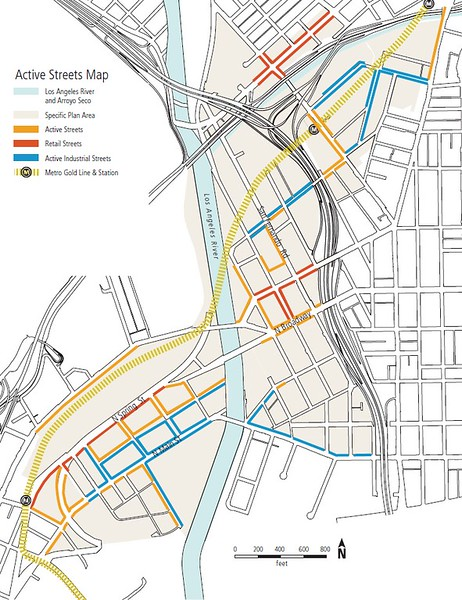 2012, CASP Active Streets Map