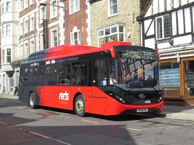 BRISTOL BUSES MARCH 2020