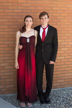 Emily and Garrett June 2016