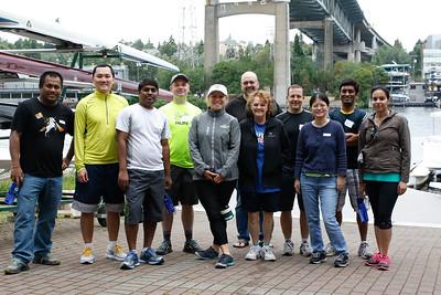2016 Microsoft  Rowing Event