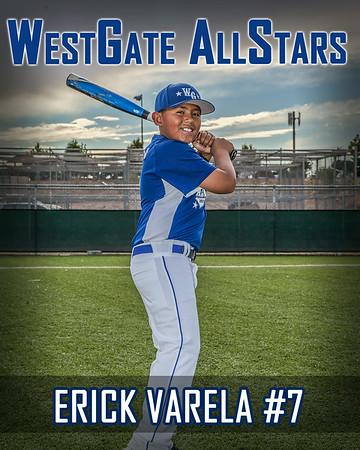 Erick Varela #7