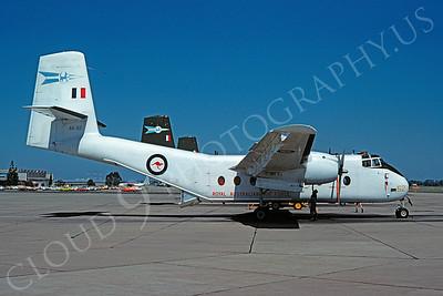 Australian Air Force de Havilland Canada DHC-4 Caribou Cargo-Transport Airplane Pictures for Sale