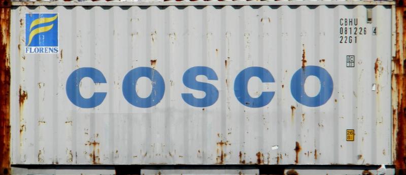 COSCO Enlarge (Photo Joris De Bruyne)