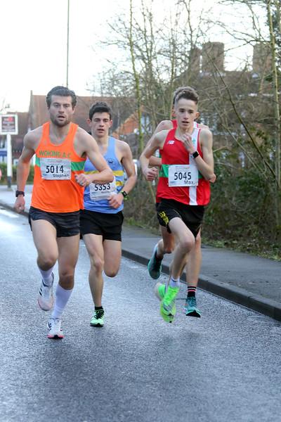 Surrey Half Marathon 2020 4