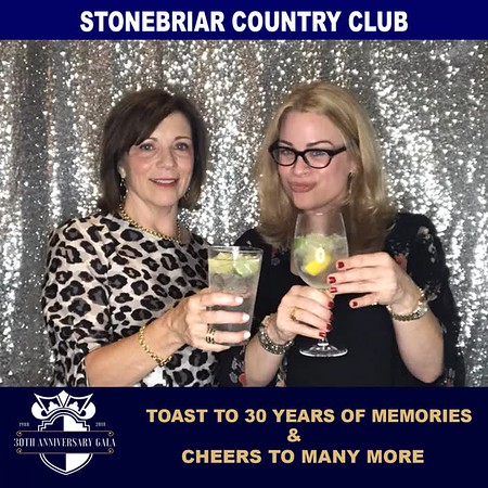 Stonebriar Country Club 30th Anniversary Gala