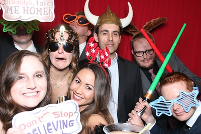 PwC OC Holiday Party
