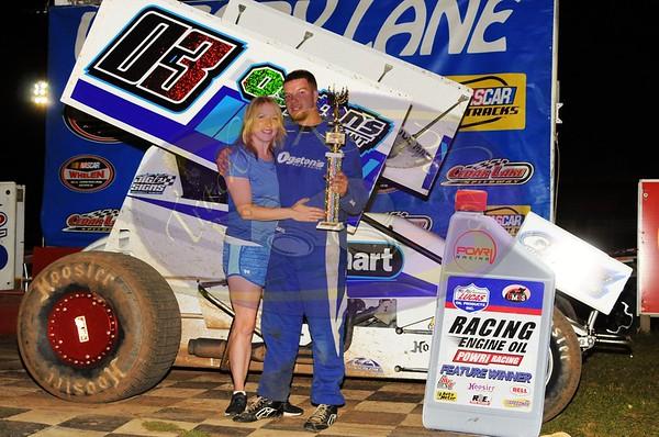 Cedar Lake Speedway - July 28, 2018