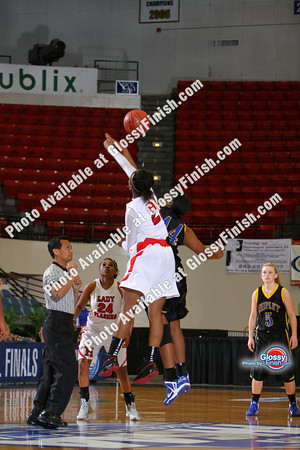 FHSAA 2013 Girls Basketball Finals