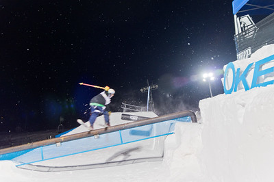 Light The Night Rail Jam - March 2015