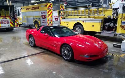 2018 - Lonny Gordon Benefit Car Show