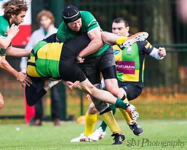 Delft 1 vs Obelix 18 November 2012