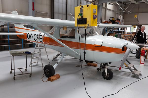 OY-CFE - Reims Cessna F150L