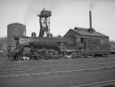 CB&Q—Steam Locomotives/Trains