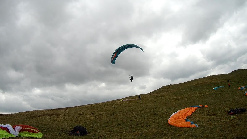 Lester landing
