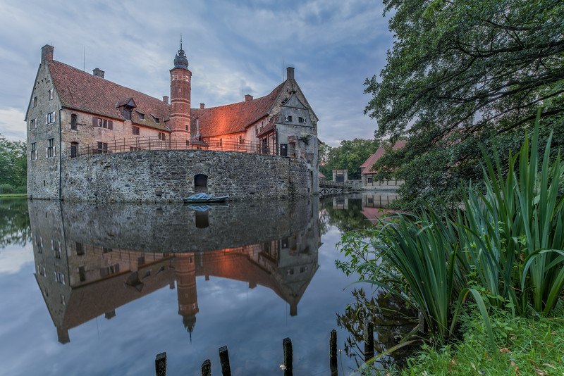 Escape from Burg Vischering