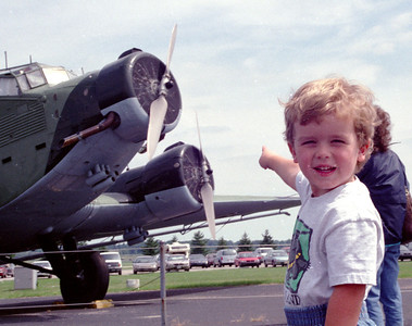 Wright-Patterson Air Force Base 1994