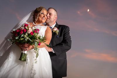 Mike and Jennifer's Wedding 10-5-18