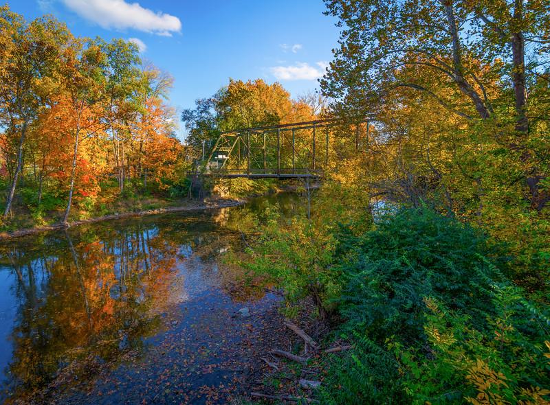 Fall Foliage Roadtrip: Olentangy River, Central Ohio