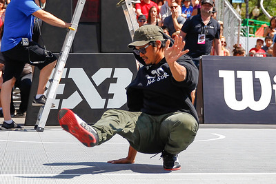 2018 FIBA 3X3 Dance Breaks