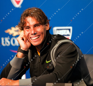 Raphael Nadal - Interview