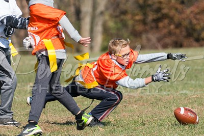 9-10 Orange vs White
