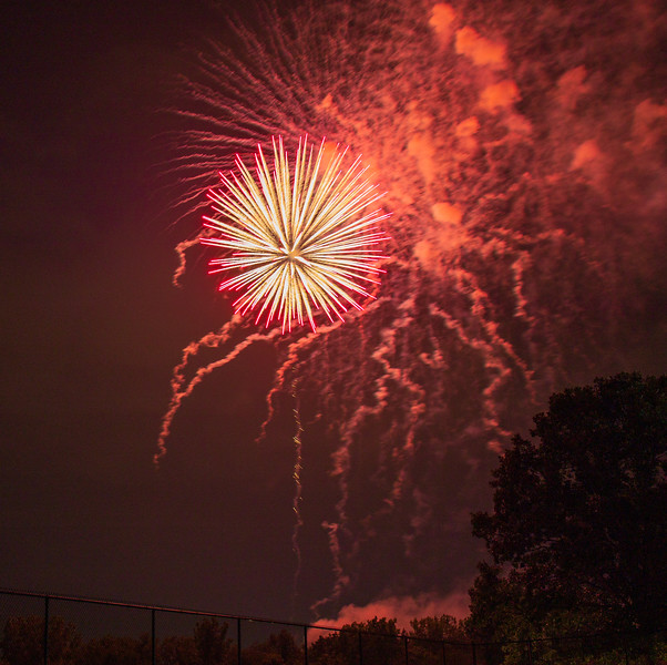 Fairborn 4th of July Fireworks 2021