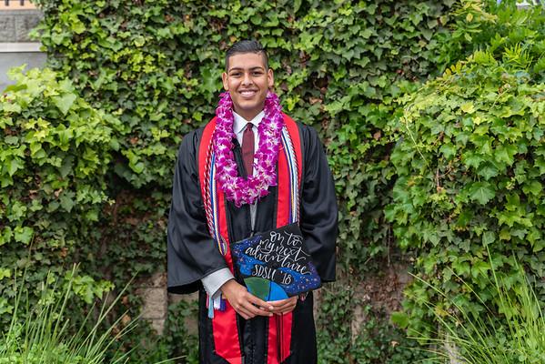 180512 Alishaan's Graduation - SDSU
