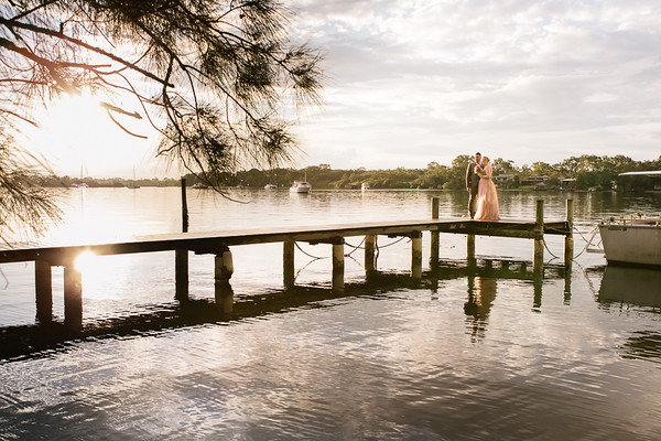 Noosa Cruise Wedding