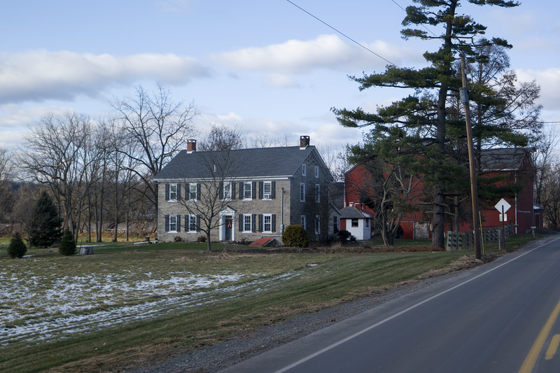 Pennsylvania Farm House