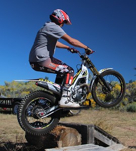 Motorado Classic Bike Show and NMTA Trials Demo  9-23-18