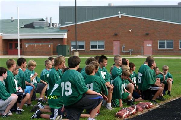 8th Grade Camp