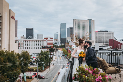 Terminus 330 Atlanta | Jeff + Sarah | Wedding Photography