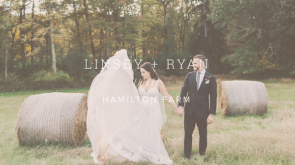 LINSEY + RYAN ////// HAMILTON FARM