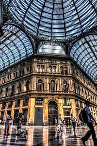 Galleria Umberto - Naples, Italy 2013
