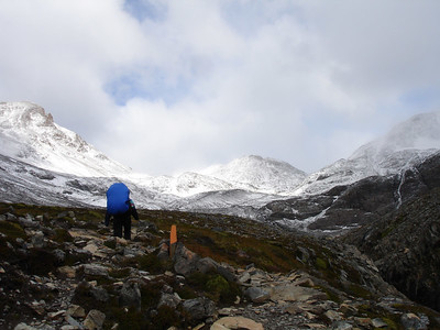Day 5: The Pass & Grey Glacier