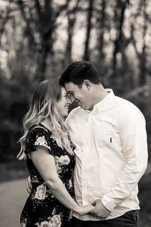 Taylor and Evan - Engagement - 5/4/2019