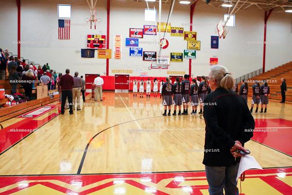 Varsity Girls Basketball v Jimtown (Sr Night)